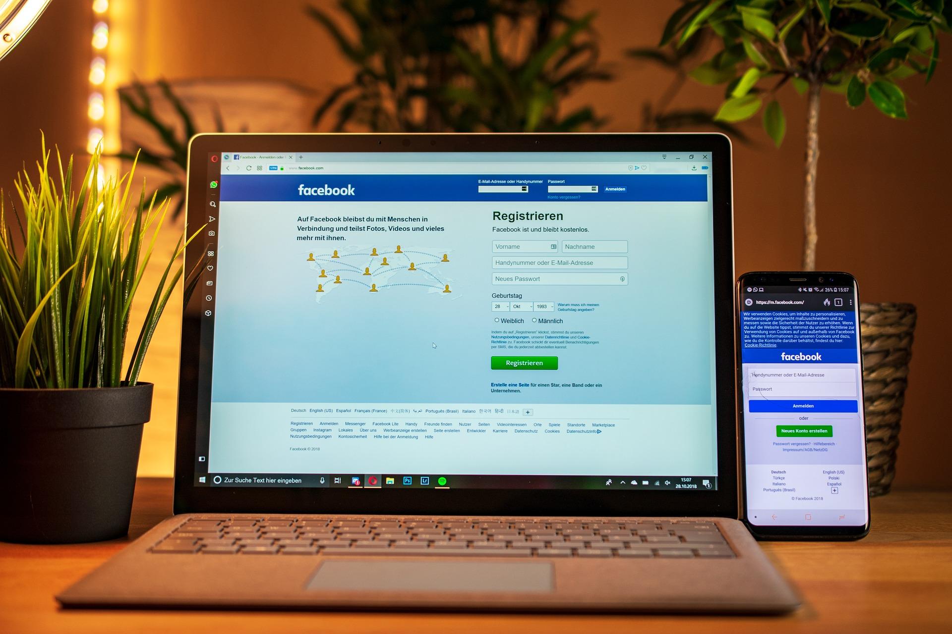 Créer une page Facebook pour son entreprise et l'animer avec efficacité